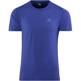 Mountain Equipment M's Groundup Tee Sodalite Blue